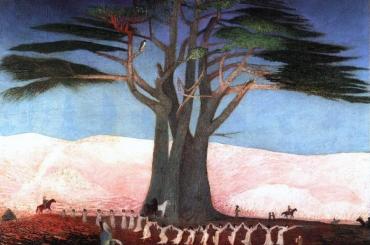 Zarándoklás a cédrusokhoz Libanonba Csontváry