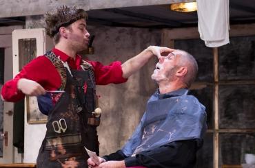 karnebál Budaörsi Latinovits Színház fotója