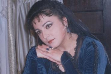 Lammermoori Lucia szerepében Pánti Anna